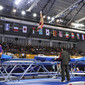 YOG 2010 Singapore: overview Bishan Sports Hall