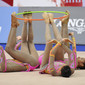 Rhythmic WCh Moscow/RUS 2010: group VEN