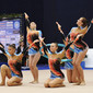 Rhythmic WCh Moscow/RUS 2010: group BLR