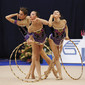 Rhythmic WCh Moscow/RUS 2010: group BUL