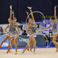 Rhythmic WCh Moscow/RUS 2010: group RUS