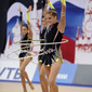 Rhythmic WCh Moscow/RUS 2010: group ISR