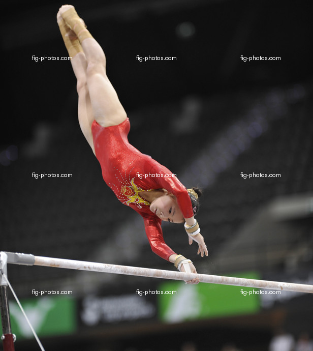 Artistic WCh Rotterdam/NED 2010: HE Kexin/CHN