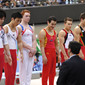 Artistic WCh Rotterdam/NED 2010: group of bests