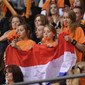 Artistic WCh Rotterdam/NED 2010: Fans NED
