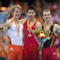 Artistic WCh Rotterdam/NED 2010: podium high bar
