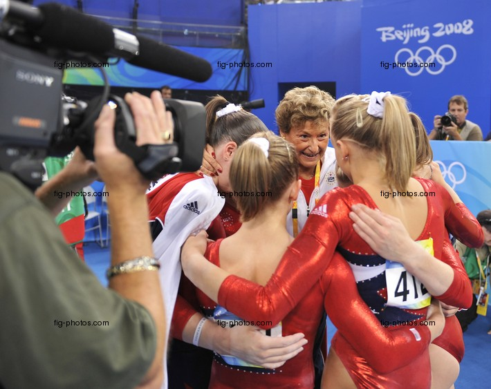 Olympic Games 2008: team USA