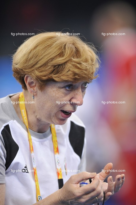 Olympic Games 2008: coach BEL