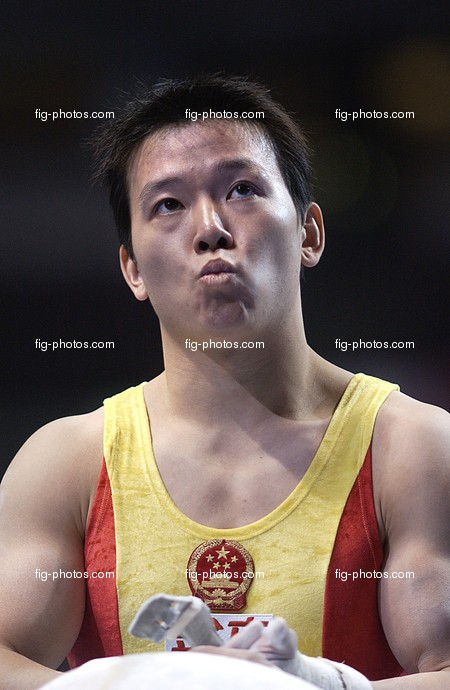 ART-WM/Anaheim: MENS qualification, Xu Huang/CHN