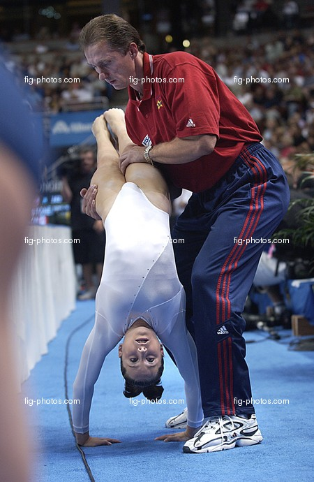 ART-WM/Anaheim: Patterson + Coach Marchenko