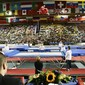 Trampoline-WC: overview