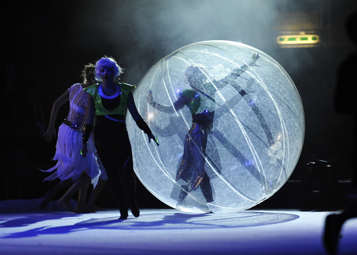 """WG-Lausanne 2011: FIG-Gala """"Share emotion and meet the magic"""""""