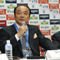 Artistic WCh Tokyo/JPN 2011: opening press conference, TSUKAHARA Mitsuo JPN