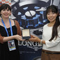 Artistic WCh Tokyo/JPN 2011: LONGINES, honoration for journalists