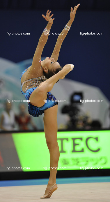 Rhythmic Gymnastics WC in Mie: KANAEVA Evgenia/RUS