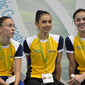 Rhythmic Gymnastics WC in Mie: team BRA