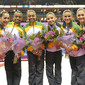 Visa International Gymnastics 2012: team BRA
