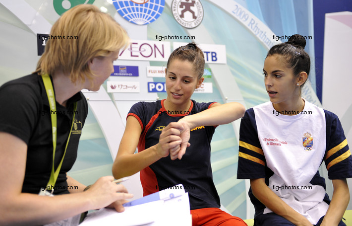 Rhythmic Gymnastics WC in Mie: /ESP