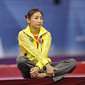 Visa International Gymnastics 2012: HE Wenna/CHN