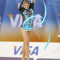 Visa International Gymnastics 2012: VALDEZ PEREZ Cynthia/MEX