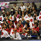 Rhythmic Gymnastics WC in Mie: spectators