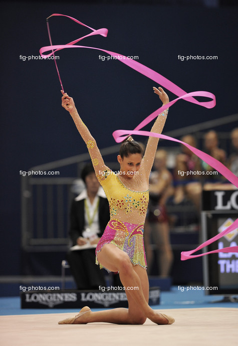 Rhythmic Gymnastics WC in Mie: JOHNSTON Ayiesha/AUS