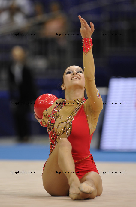 Rhythmic Gymnastics WC in Mie: AFIYAN Anzhelika/ARM