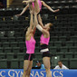 Acrobatic WCh 2012 Lake Buena Vista Florida: womens group RUS