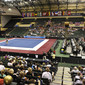 Acrobatic WCh 2012 Lake Buena Vista Florida: overview HP Fieldhouse