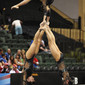 Acrobatic WCh 2012 Lake Buena Vista Florida: women's group USA, COLBERT Sienna MORRIS Holli JOHNSTON Crystal