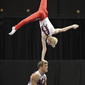 Acrobatic WCh 2012 Lake Buena Vista Florida: men's pair GBR1, BEARDSMORE Justin ATHERTON Jack