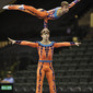 Acrobatic WCh 2012 Lake Buena Vista Florida: men's pair RUS2, IVANOV Dmitry IVANOV Maxim