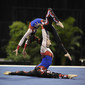 Acrobatic WCh 2012 Lake Buena Vista Florida: women's pair USA, LANDECHE Beth BARRILLEAUX Nicole