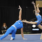 Acrobatic WCh 2012 Lake Buena Vista Florida: mixed pair GBR, McGREEVY Christopher McCARTHY Emily