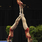 Acrobatic WCh 2012 Lake Buena Vista Florida: women's group NED, DIGNOUTS Julie LAANE Charlotte VAN MOOK Pleunie