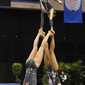 Acrobatic WCh 2012 Lake Buena Vista Florida: women's group GBR2, GAMBLIN Madeleine SPENCE Katherine HARRINGTON Kristie