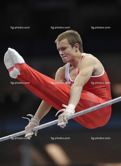 Worlds London 2009: BULAUSKI Pavel/BLR