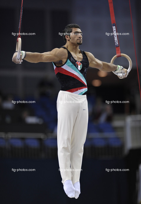 Worlds London 2009: AL ASI Ali/JOR